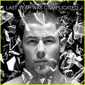 Nick Jonas Reveals 'Last Year Was Complicated' Album Artwork!