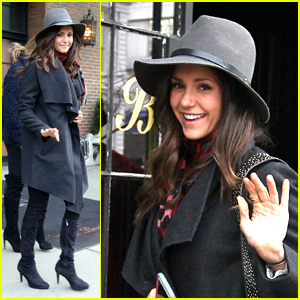 Nina Dobrev Joining Covet Fashion as Next Celebrity Host