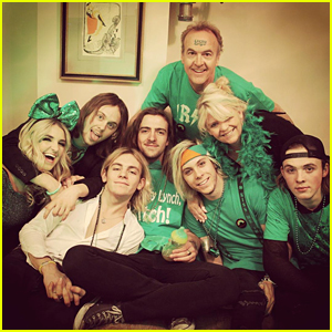 R5 Celebrate St. Patrick's Day While Wrapping 'Sometime Last Night' Tour
