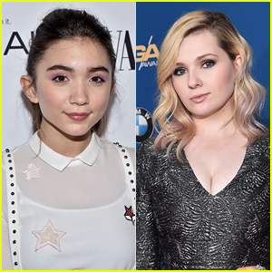 Rowan Blanchard & Abigail Breslin Speak Up in Support of Kim Kardashian's NSFW Selfie