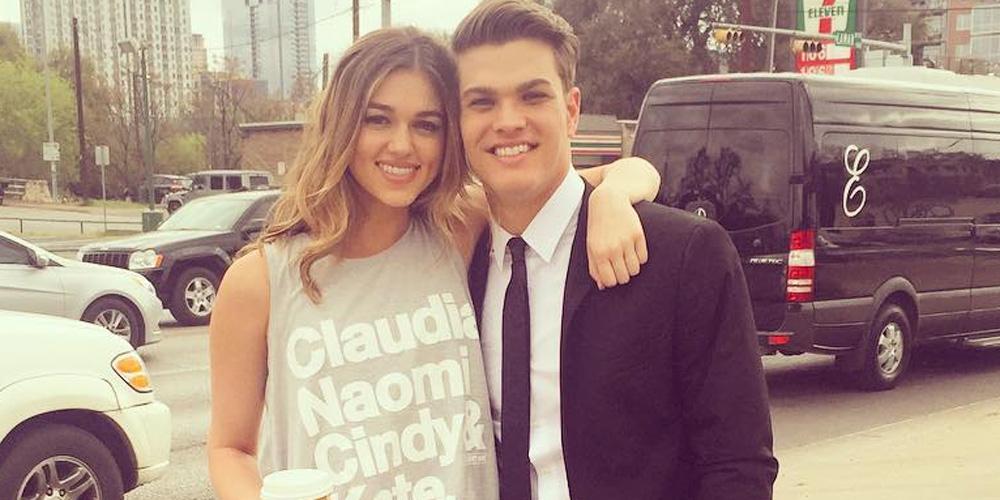 Austin north and sadie robertson still dating