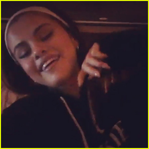 Selena Gomez Gives Sneak Preview of New Music - Watch Now!