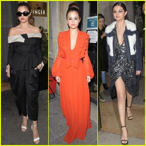 Selena Gomez' Paris Fashion Week Style is So on Point