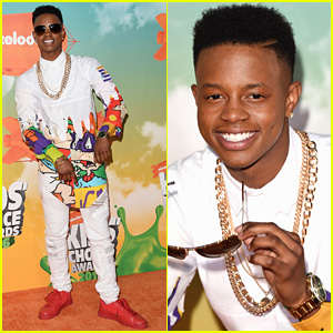 Silento Performs 'Whip/Nae Nae' at Kids' Choice Awards 2016 - Watch Now!