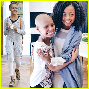 Skai Jackson Says Goodbye To Fan Who Passed Away In Moving Way
