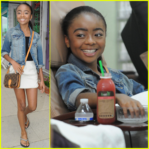 Skai Jackson's Mom Just Got Engaged!