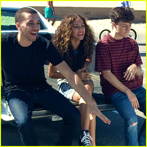 Skylar Stecker To Drop 'Bring Me To Life' Vid with Kalin & Myles Soon!