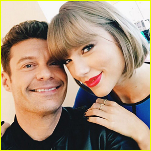 Taylor Swift Makes Surprise Visit to Children's Hospital With Ryan Seacrest