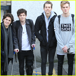 The Vamps Talk 'Controversy' Behind 'I Found A Girl'