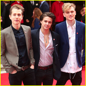 The Vamps Are Still One Man Down at The Prince's Trust Awards 2016
