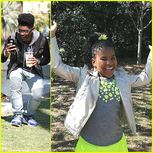 Trinitee Stokes Shares Pics From Her Washington D.C. Trip During JJJ Takeover