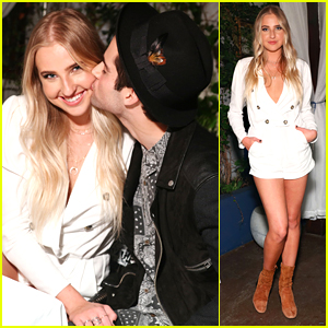 Veronica Dunne Celebrates 21st Birthday With Boyfriend Max Ehrich