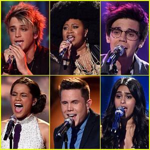 'American Idol' Final Season: Top 5 Revealed, One Singer Eliminated!