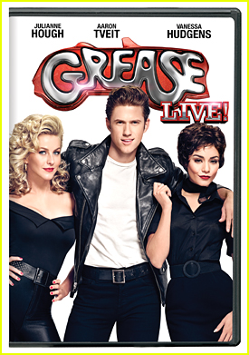 Win 'Grease Live' on DVD NOW!