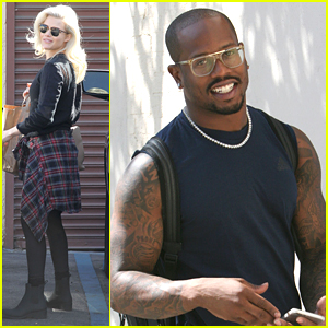 Is Witney Carson Charging Von Miller For Being Late to DWTS Practices?
