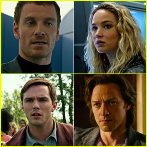 Jennifer Lawrence & Nicholas Hoult Star in 'X-Men: Apocalypse' Trailer - Watch Now!