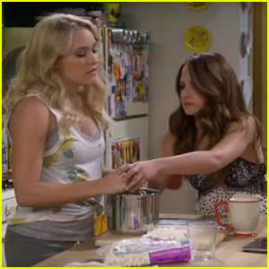 Gabi Can't Stop Worrying About Her & Josh In These 'Young & Hungry' Clips