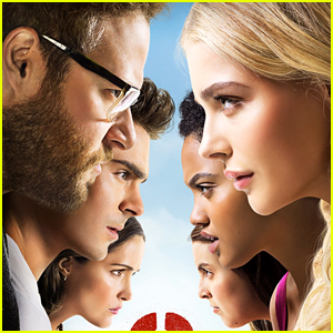 Zac Efron Stares Down Sorority Sisters in 'Neighbors 2' Poster