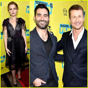 Zoey Deutch & Tyler Hoechlin Premiere 'Everybody Wants Some' at SXSW!