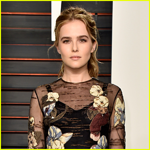 Zoey Deutch to Co-Star With Nicholas Hoult in 'Rebel in the Rye'