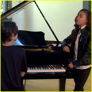 Asia Monet Ray Covers Justin Bieber's 'I'll Show You' With Rio Mangini (Exclusive)