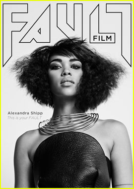 X-Men's Alexandra Shipp Talks Playing Storm!