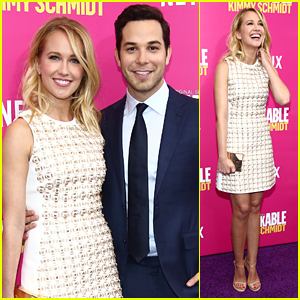 Anna Camp & Skylar Astin Dish On Upcoming 'Pitch Perfect' Reunion Wedding