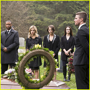 Team 'Arrow' Deals With Laurel's Death Tonight