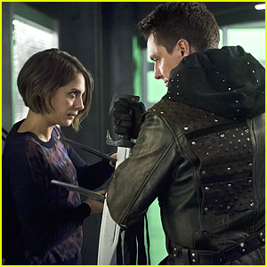 Thea Confronts Merlyn As He Attempts To Break Out Darhk on 'Arrow' Tonight