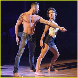 Artem Chigvintsev & Jenna Johnson Perform To James Bay's 'Let It Go' on DWTS - Watch Now!