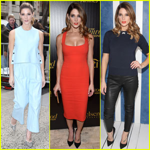 Ashley Greene Goes 'Rogue' in the Big Apple