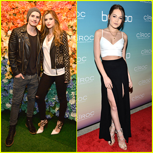 Bella Thorne & Gregg Sulkin Couple Up For boohoo.com Pop-Up Store Opening Party
