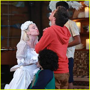 Xander & Hazel Get Married on 'Bunk'D'...What?!