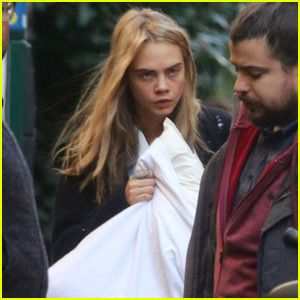 Cara Delevingne's Film 'Tulip Fever' is Heading to Theaters This Summer