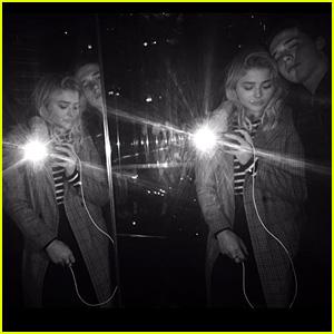Did Chloe Moretz & Brooklyn Beckham Just Confirm Their Relationship?