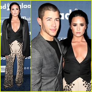 Demi Lovato Honored at GLAAD Media Awards 2016