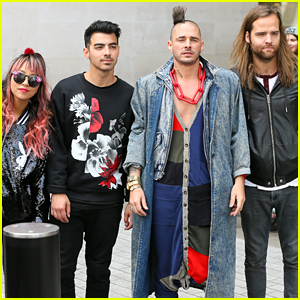 DNCE Cover Selena Gomez' 'Hands To Myself' - Watch Now!