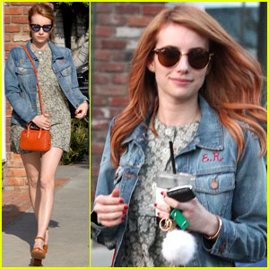 Emma Roberts Sings Meghan Trainor's 'No' & It's Hilarious!