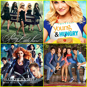 Freeform Upfronts 2016: PLL Returns June 21st; Young & Hungry Gets Spin-Off