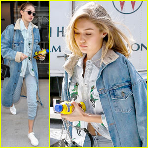 Gigi Hadid Wanted to Be a Professional Volleyball Player!