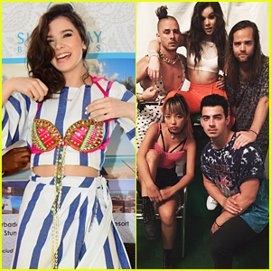 Hailee Steinfeld Hits Barbados For Concert Event with DNCE