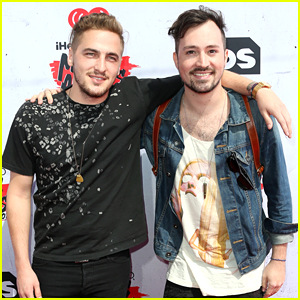 Kendall Schmidt & Dustin Belt Debut Heffron Drive's 'Rain Don't Come' - Listen Here!