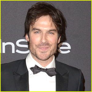 Ian Somerhalder Confirms 'The Vampire Diaries' Exit After Season 8