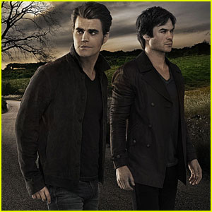 'The Vampire Diaries' Will End After Eighth Season, Ian Somerhalder Confirms