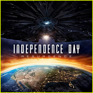 Liam Hemsworth Stars in New 'Independence Day: Resurgence' TV Spot