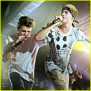 Jack & Jack Party It Up in Liverpool