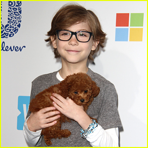 Jacob Tremblay Names New Puppy Rey After 'Star Wars: The Force Awakens' Character