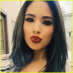 Jasmine V Drops 'Warrior' Before Heading Back Into The Studio - Listen Now!