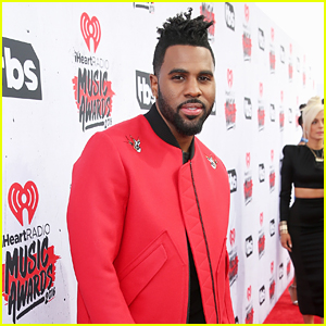 Jason Derulo Is Host, Performer & Nominee at iHeartRadio Music Awards 2016