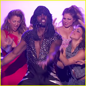 Jason Derulo Is Unrecognizable for 'Lip Sync Battle' Preview - Watch Now!